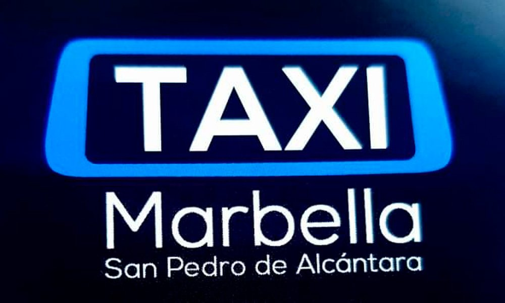 Taxi Marbella Logo